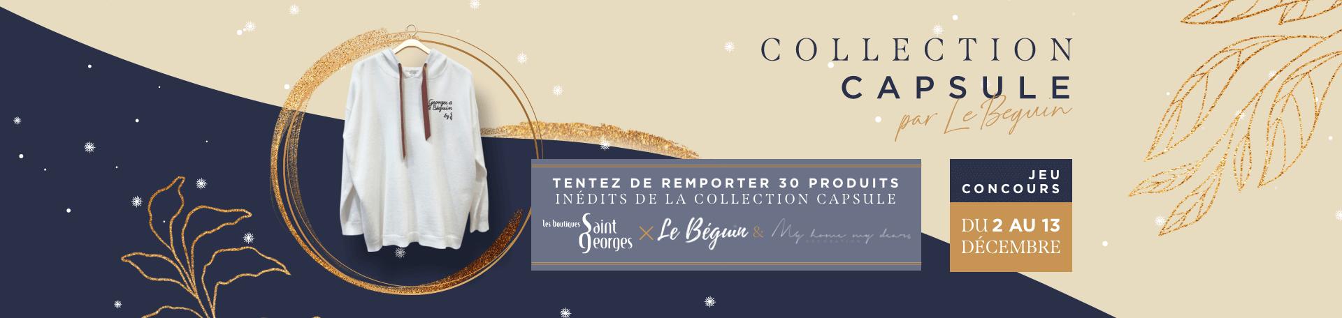 Jeu concours : Georges a Le Béguin
