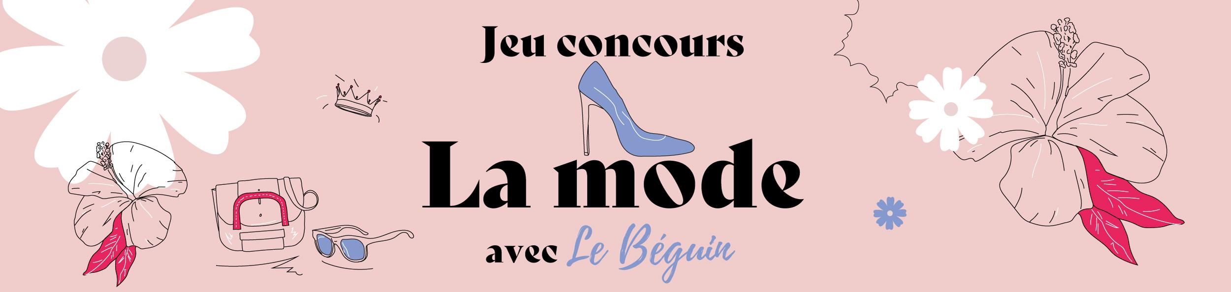 Jeu concours : Personal shopping avec Marie / Le Béguin