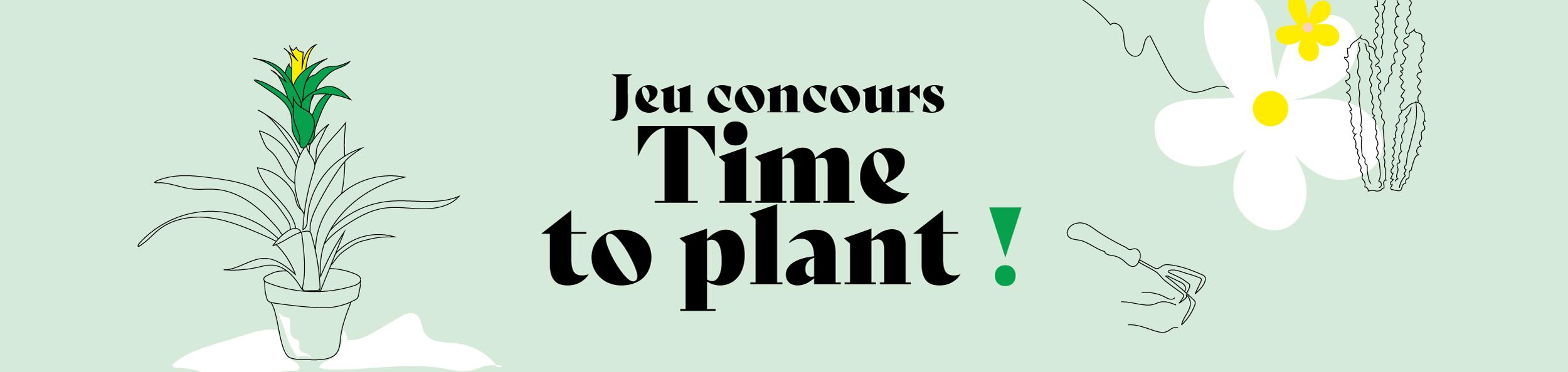 Jeu concours : Atelier jardinage digitalisé avec Morgane / Morganours