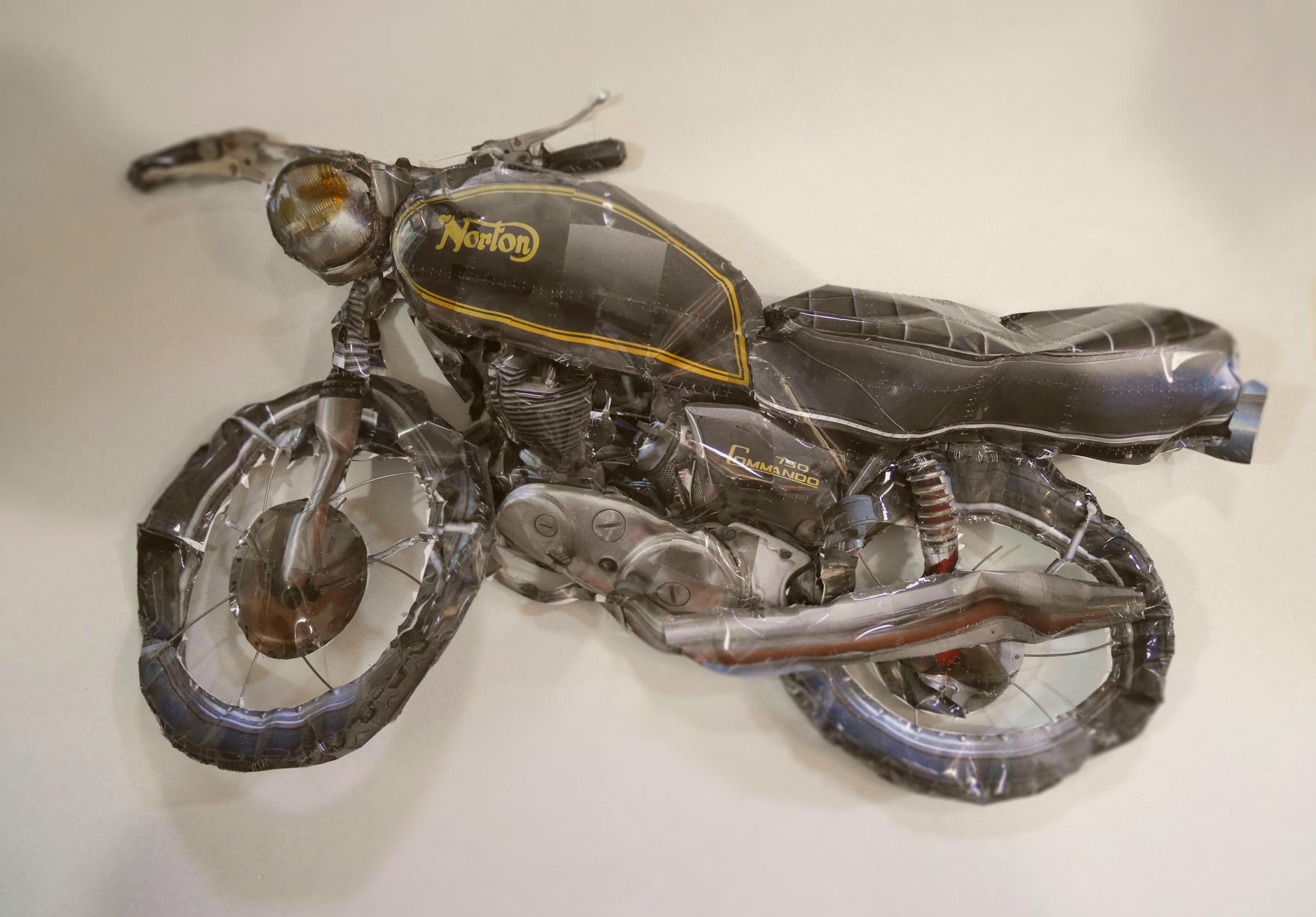 Retour en images sur l'exposition de l'artiste Cyril Hatt !