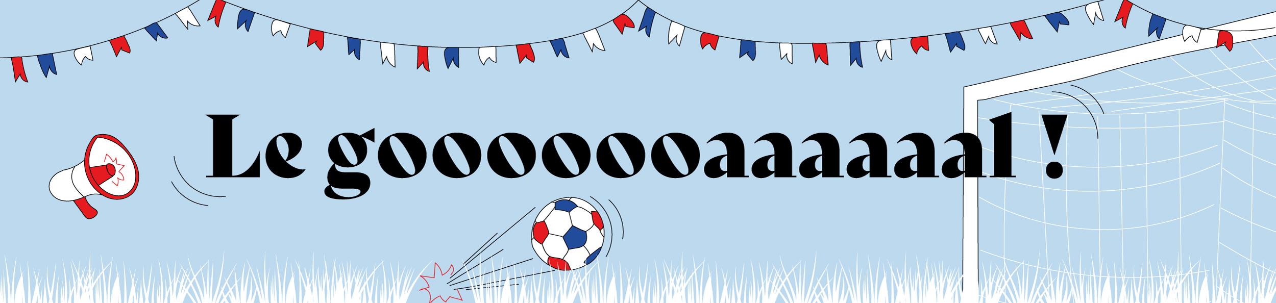 Vibrez pour l'Euro de football aux Boutiques Saint Georges !
